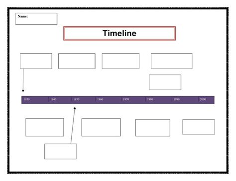 Timeline Templates Download Free Premium Templates Timeline Template For Mac