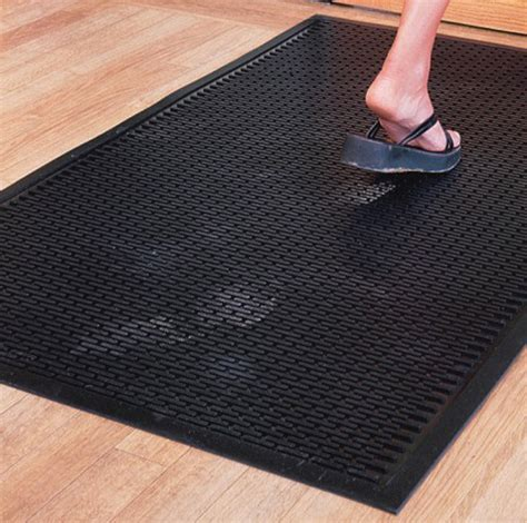 Rubber Mat by Scraper Rubber Mats Are Rubber Floor Mats By American