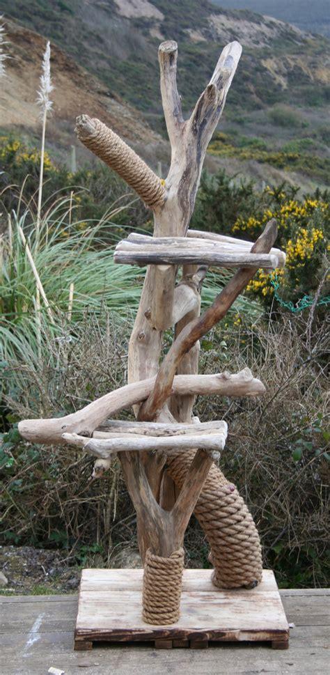 the third cat tree driftwood art pinterest