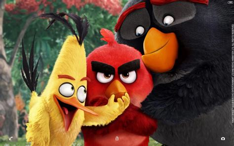 themes in the birds film the angry birds movie xperia theme released by sony