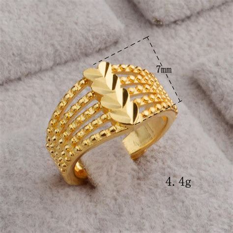 only gold ring design