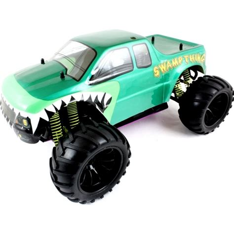 rc nitro monster truck 1 10 nitro rc monster truck sw thing