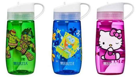 water for children brita recalling children s water bottles due to laceration