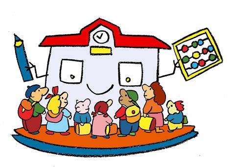 clipart bambini a scuola scuola amica delle bambine dei bambini e degli