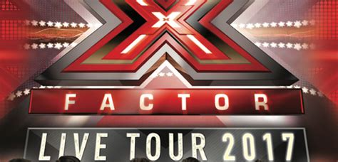 Find Out Where Live X Factor Live Tour 2017 Find Out Where To Get Your Tickets Capital