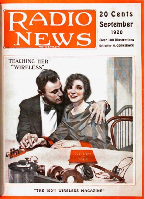 radio amateur news magazine covers  vintage everyday