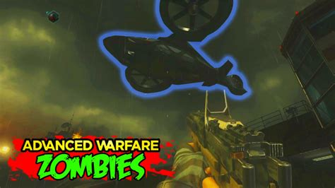 zombie outbreak tutorial exo zombies second easter egg ending on outbreak