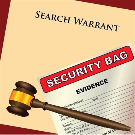 Open Warrant Search Ileas And Alton Execute Search Warrant On Mulberry Riverbender