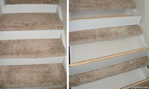 Carpet Treads And Wood Risers   Carpet Vidalondon
