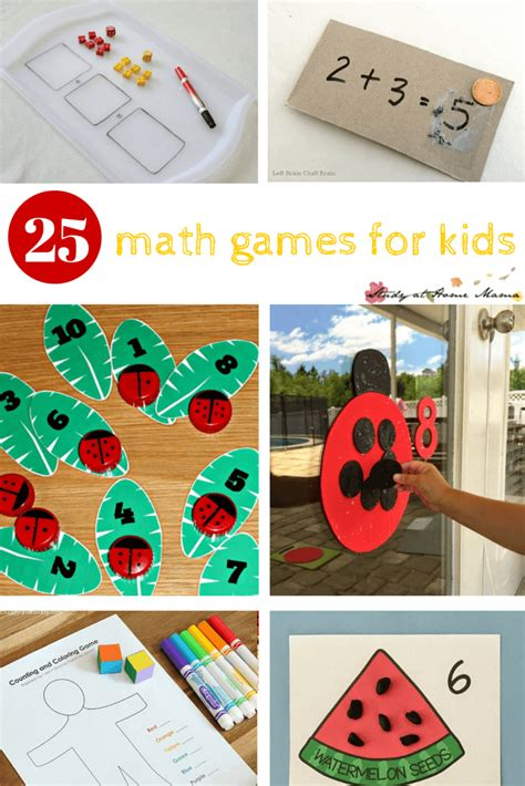 classroom math games that kids will love that make 25 math games for kids sugar spice and glitter