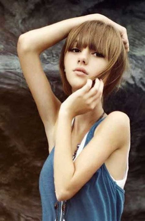 pictures of short light brown hair 10 light brown bob hairstyles short hairstyles 2017
