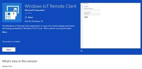 windows remote remote display windows iot microsoft docs