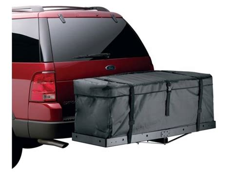 Luggage Hitch Rack by Expendable 58 Quot Cargo Carrier Bag Water Proof Hitch Mount Luggage Roof Top Rack Ebay