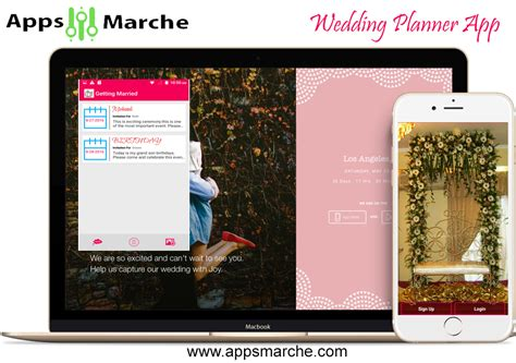 Wedding Planner App by Wedding Planner Mobile App By Appsmarche