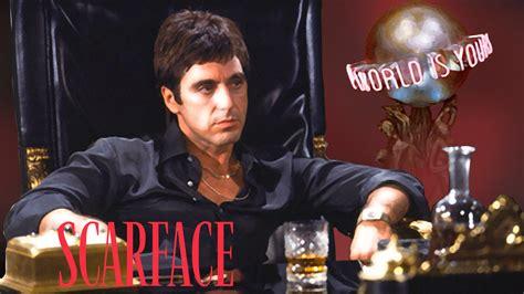 Villa Tony Montana by Scarface Tony Montana Wallpaper 2 By Ejlightning007arts On