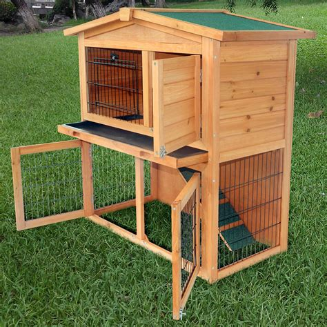 animal house pet store rabbit hutch give your rabbits the comfort they deserve