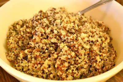 tri color quinoa cooked tri color quinoa nutrition facts nutrition ftempo