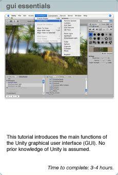 tutorial unity pdf tutorials 教程 unity圣典