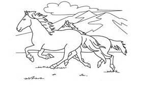coloriage cheval de course a imprimer ancenscp
