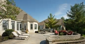 Concrete In Backyard by Concrete Patio Patio Ideas Backyard Designs And Photos