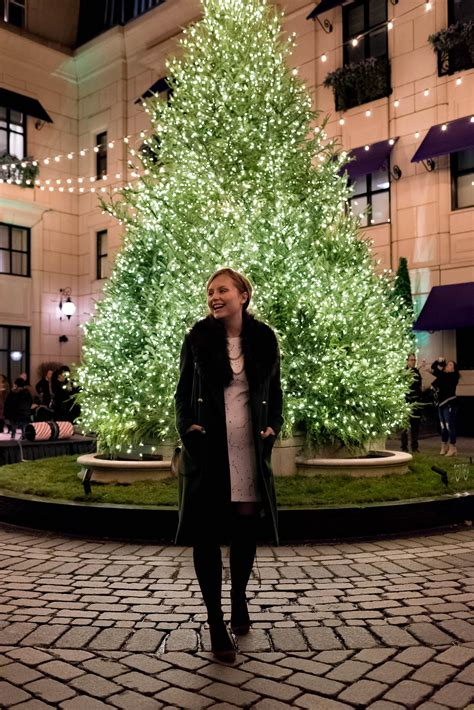 chicago tree lighting 2017 waldorf chicago tree lighting 29 sed bona