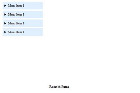 membuat menu dropdown dengan css dan javascript membuat dropdown menu dengan html 5 dan css 3 bahasa