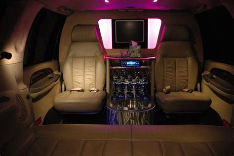 Custom Ford Excursion Interior our fleet louisville ky southern in xtreme