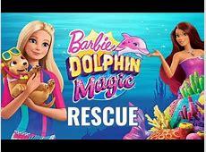 "New movie ""Barbie Dolphin Magic 2017   full movie   HD ... Kids Games For Girls Disney Free Online"