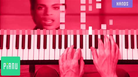 kiss prince tutorial how to play quot kiss quot by prince on the piano interactive