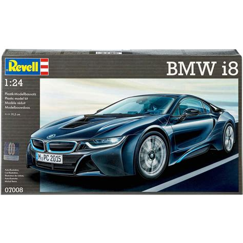 bmw i8 scale 1 24 from revell wwsm
