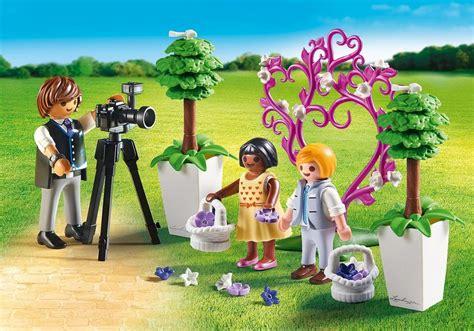 Hochzeit Playmobil by Fotograf Mit Blumenkindern 9230 Playmobil 174 Deutschland
