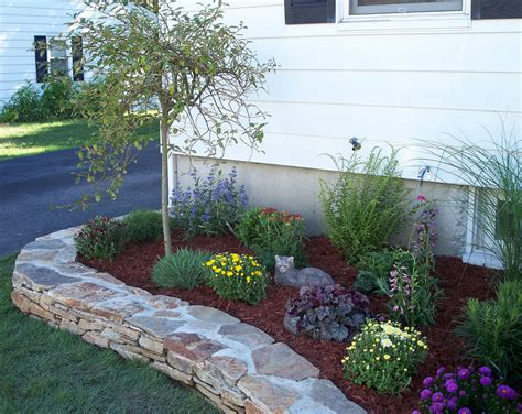 Xeriscape Beds Download Raised Flower Beds In Front Of Pictures Of Flower Gardens In Front Of House