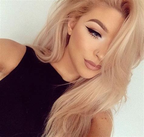 how to get medium beige blonde hair best 20 chagne blonde hair ideas on pinterest