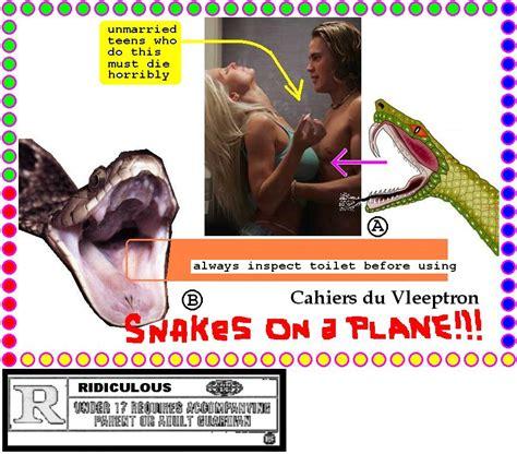 snakes on a plane bathroom sex vleeptron z january 2007