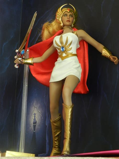 Kitbash 1 6 Scale Kitbash Figure Kitbash Phicen Kitbash 1 6 Scale 1 6 scale phicen quot like quot she ra princess of power custom kitbash