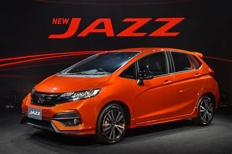 honda th launches updated honda jazz now with new rs