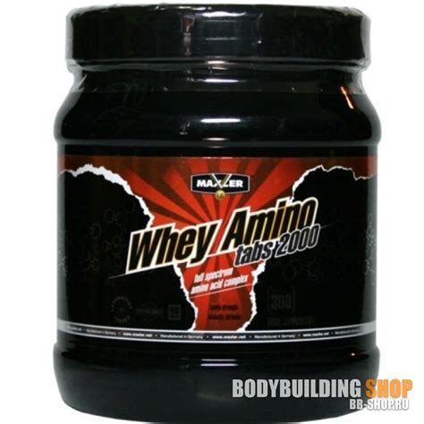 Whey Amino 2000 whey amino tabs 2000 от maxler купить отзывы и рекомендации