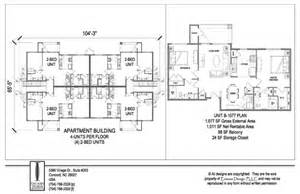4 unit apartment building plans 4 unit apartment building plans submited images