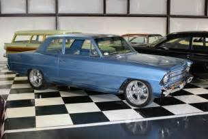 Chevrolet Ii 1967 Chevrolet Chevy Ii Custom Sedan 81567