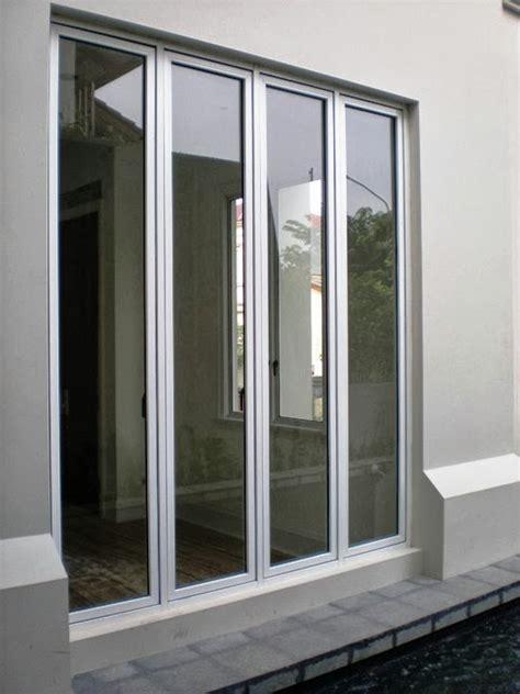 Jendela Boven Alumunium Kaca Es harvest aluminium surabaya dan sekitarnya harvestaluminium