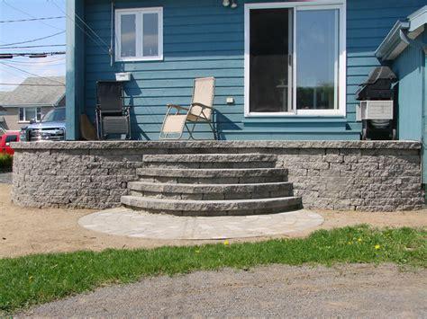 Aménagement De Patio by Photo Inter Bloc Patio Houses Flooring Picture Ideas Blogule