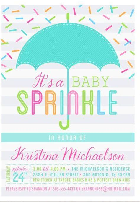 Sprinkle Baby Shower Invitations Wording by Baby Sprinkle Invitation Wording 6 Baby Shower