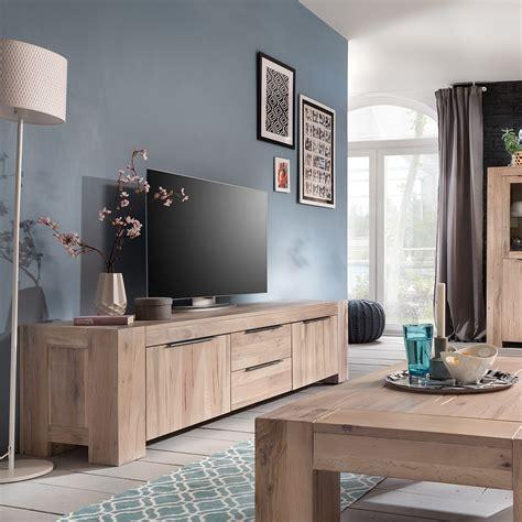 tv lowboard in eiche tv board natur fernsehtisch