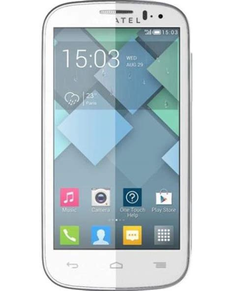 Hp Alcatel One Touch C5 alcatel one touch pop c5 mobile phone price in india