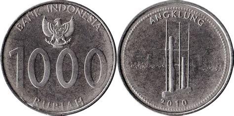 Koin Asing 2 Jerman 10 uang koin indonesia dari masa ke masa