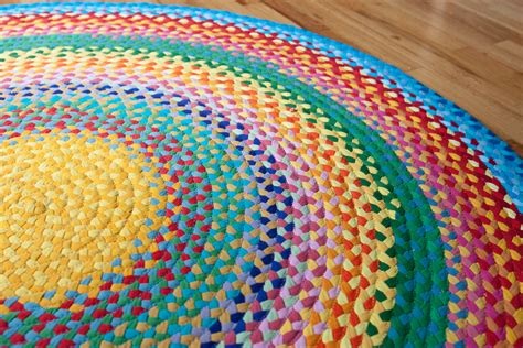 braided tshirt rug no sew 10 ways to repurpose a t shirt andrea s notebook