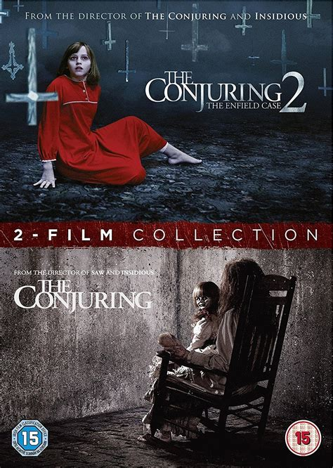 Dvd The Conjuring 2 the conjuring collection dvd