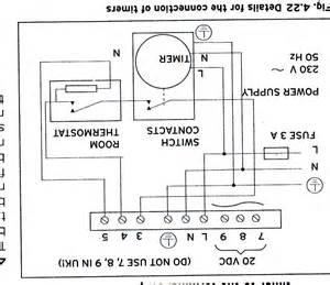 i require wiring diagram to connect honeywell cmt927 roomstat programmer
