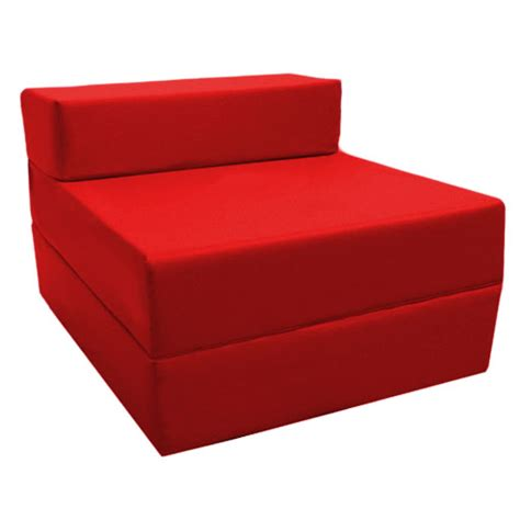 colchon para sofa cama plegable sofa cama plegable rojo huespedes colchon estudio