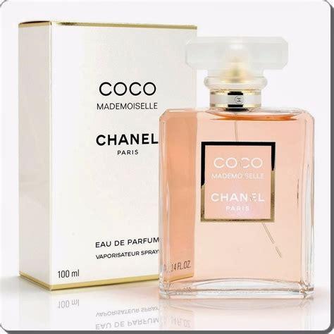perfume chanel coco mademoiselle 100ml edp lacrado